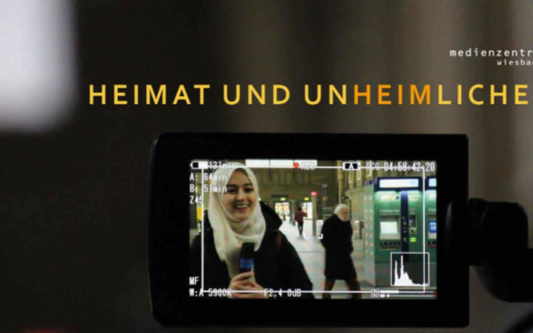 03.-06.09.2020 – Ausstellung im Nassauischen Kunstverein: mini-juniorcampus #heimat