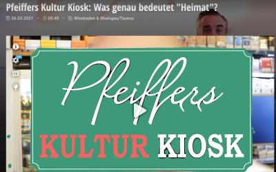 """Helene-Lange-Schule in """"Pfeiffers Kultur Kiosk"""""""